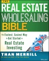 Product The Real Estate Wholesaling Bible