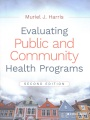 Product Evaluating Public and Community Health Programs