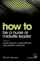 Product How to Be a Nurse or Midwife Leader