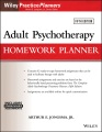Product Adult Psychotherapy Homework Planner