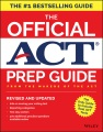 Product The Official ACT Prep Guide