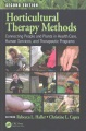 Product Horticultural Therapy Methods