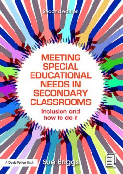 Product Meeting Special Educational Needs in Secondary Classrooms: Inclusion and How to Do It