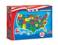 Product U.s.a. Map: 51 Pieces Floor