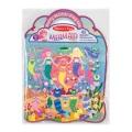 Product Puffy Sticker Play Set - Mermaid