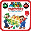 Product Super Mario Checkers & Tic Tac Toe Collector's G