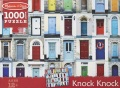 Product Knock Knock Cardboard Jigsaw