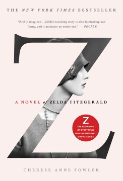 Product Z: A Novel of Zelda Fitzgerald