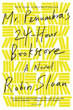 Product Mr. Penumbra's 24-Hour Bookstore