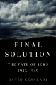 Product The Fate of the Jews 1933-1948