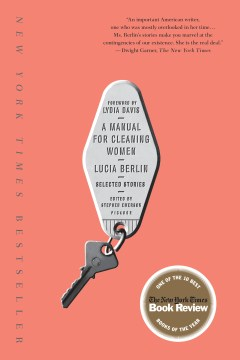 Product A Manual for Cleaning Women: Selected Stories