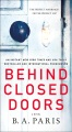 Product Behind Closed Doors: The Most Emotional and Intriguing Psychological Suspense Thriller You Can't Put Down