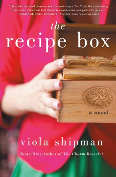Product The Recipe Box: A Novel With Recipes