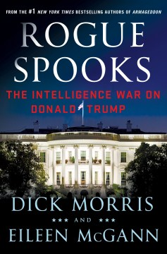 Product Rogue Spooks: The Intelligence War on Donald Trump