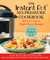 Product The Instant Pot No Pressure Cookbook: 100 Low-stress, High-flavor Recipes