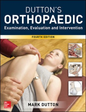 Product Dutton's Orthopaedic Examination, Evaluation, and Intervention