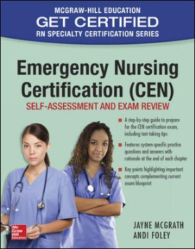 Product Emergency Nursing Certification: Self-assessment and Exam Review