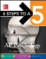 Product McGraw-Hill 5 Steps to A 5 AP Psychology 2017