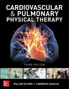 Product Cardiovascular and Pulmonary Physical Therapy: An Evidence-Based Approach
