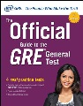 Product The Official Guide to the GRE General Test