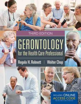 Product Gerontology for the Health Care Professional