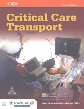 Product Critical Care Transport