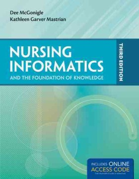 Product Nursing Informatics and the Foundation of Knowledge