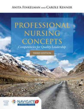 Product Professional Nursing Concepts: Competencies for Quality Leadership
