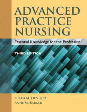 Product Advanced Practice Nursing: Essential Knowledge for the Profession
