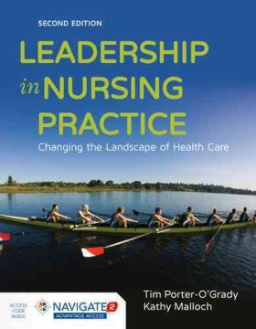 Product Leadership in Nursing Practice: Changing the Landscape of Health Care
