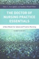 Product The Doctor of Nursing Practice Essentials