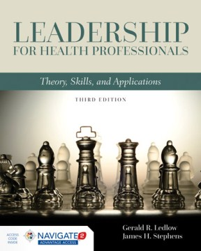 Product Leadership for Health Professionals: Theory, Skills, and Applications