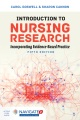 Product Introduction to Nursing Research: Incorporating Evidence-based Practice