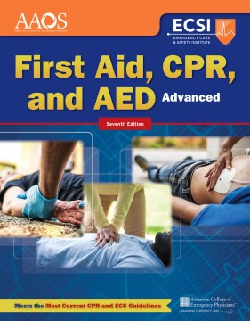 Product First Aid, CPR, and AED: Advanced