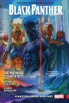 Product Black Panther 1: A Nation Under Our Feet