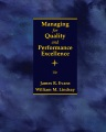 Product Managing for Quality and Performance Excellence