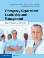 Product Emergency Department Leadership and Management