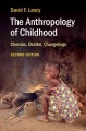 Product The Anthropology of Childhood