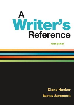 Product A Writer's Reference