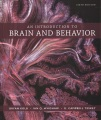 Product An Introduction to Brain and Behavior