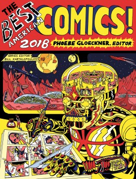 Product The Best American Comics 2018