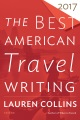 Product The Best American Travel Writing 2017