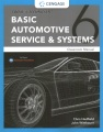 Product Today's Technician: Basic Automotive Service and Systems, Classroom Manual