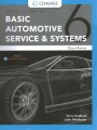 Product Today's Technician: Basic Automotive Service and Systems, Shop Manual