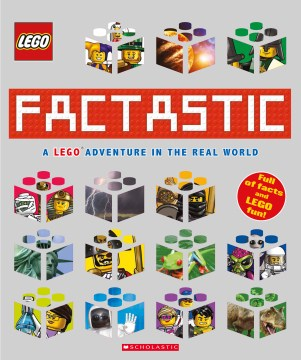 Product Factastic: A Lego Adventure in the Real World
