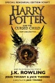 Product Harry Potter and the Cursed Child - Parts One and Two: The Official Script Book of the Original West End Production Special Rehearsal Edition