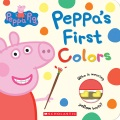 Product Peppa's First Colors