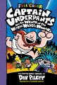 Product Captain Underpants and the Wrath of the Wicked Wedgie Woman: Color Edition