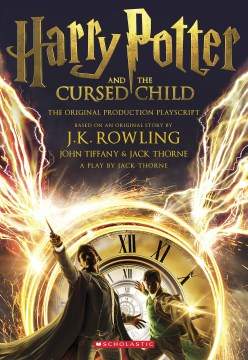 Product Harry Potter and the Cursed Child: Parts One and Two Playscript