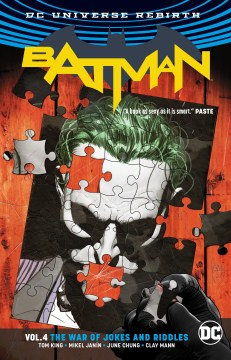 Product Batman 4: The War of Jokes and Riddles